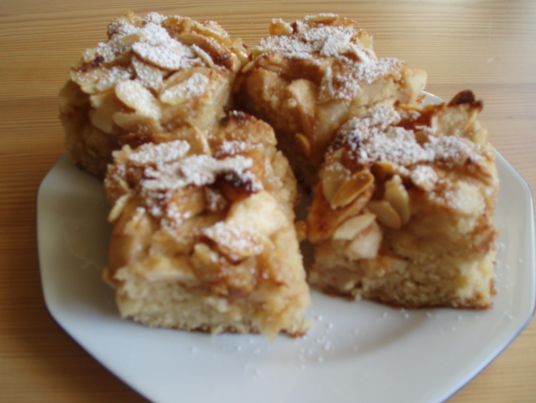 muscovadosocker äppelkaka