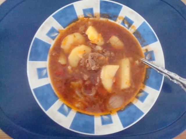 god köttfärssoppa utan tomater