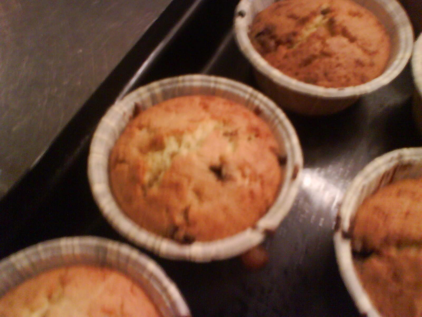 Muffins med aft..