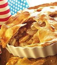 amerikansk äppelpaj