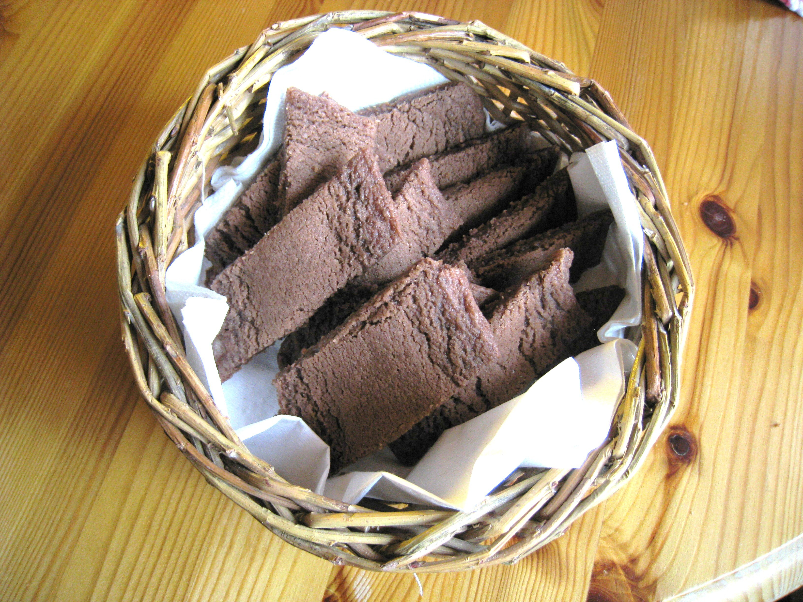 hasses chokladbröd