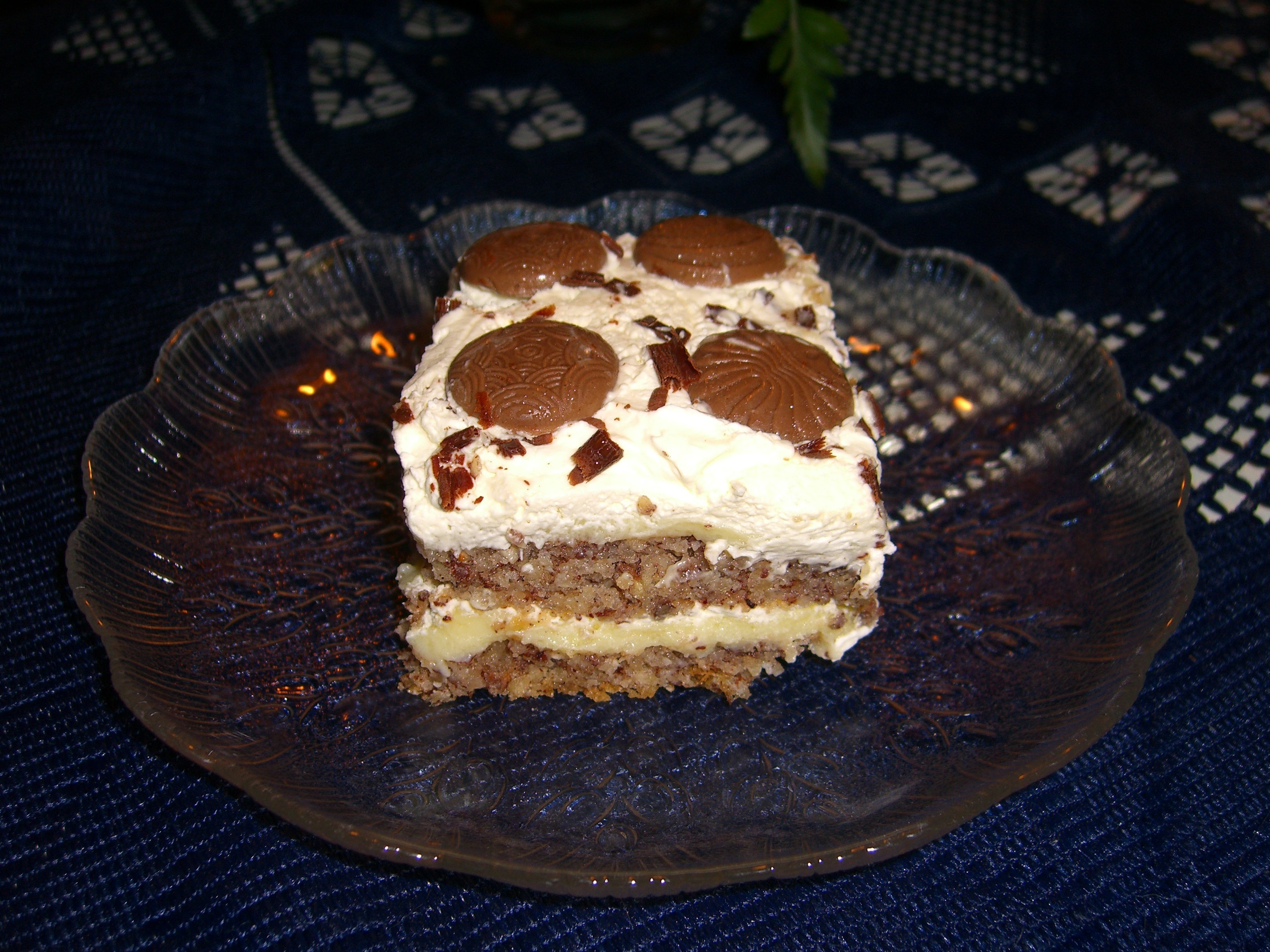 choklad tårta
