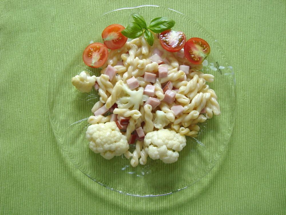 blomkålsgratäng med ostsås