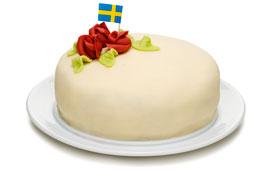 drottningsylt tårta