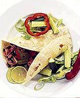Het chili wrap