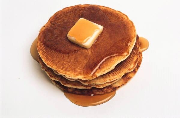 Oatmeal Pancake..
