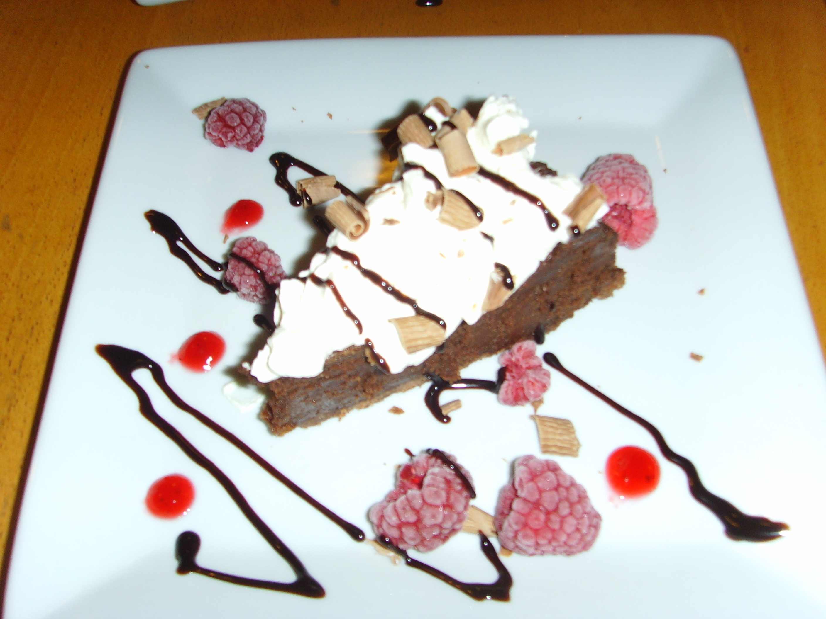 Missisippi mud pie