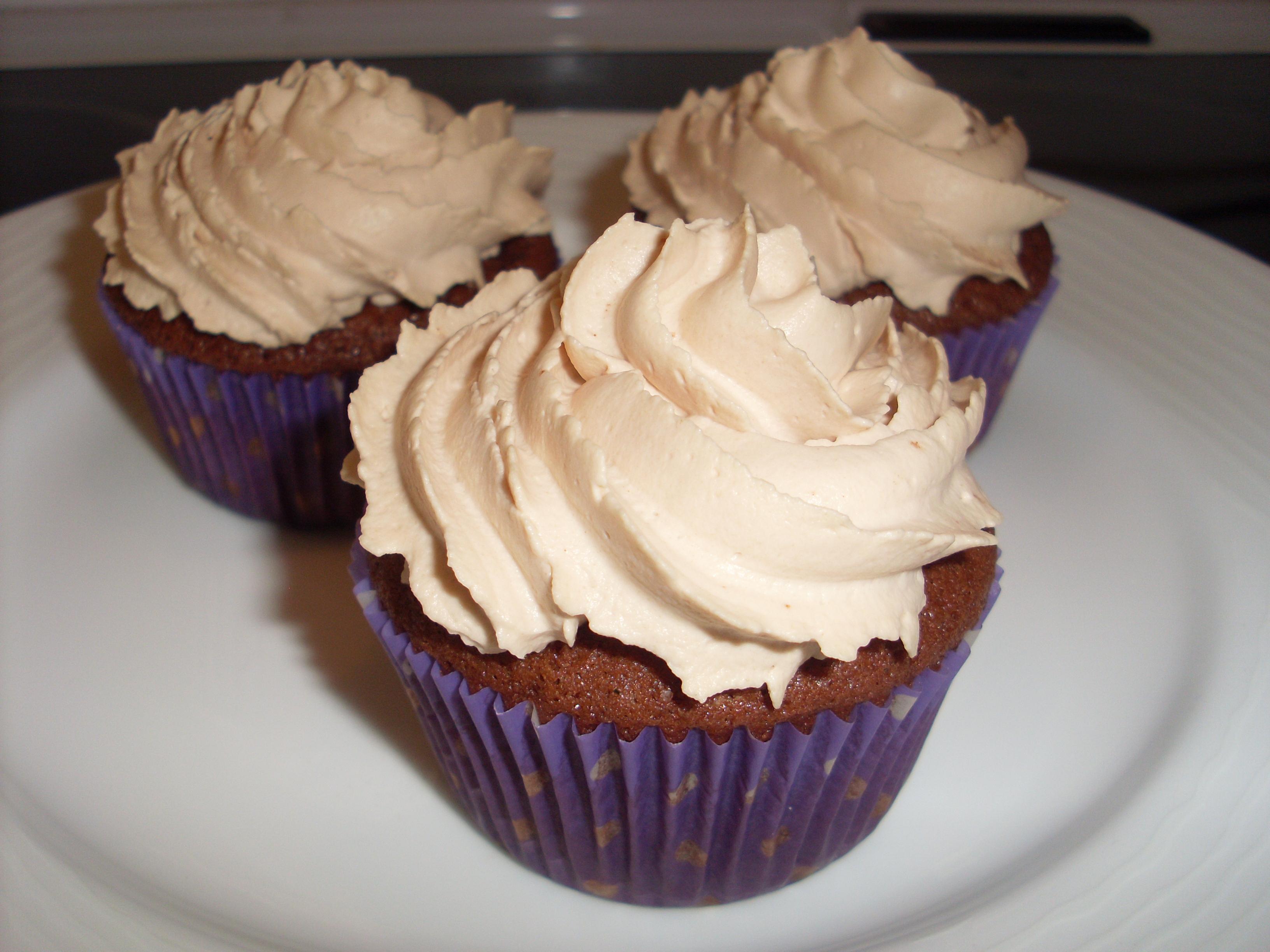 Dumle cupcakes
