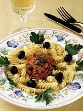 egen pastasås