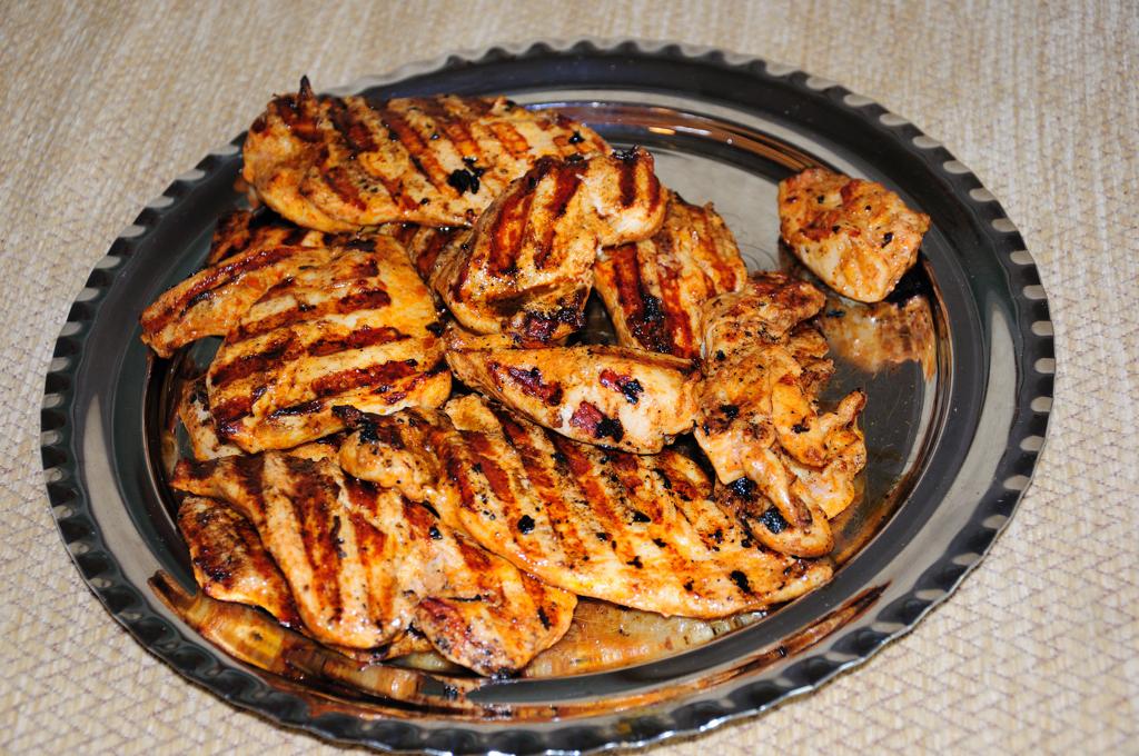 god kyckling marinad över natten