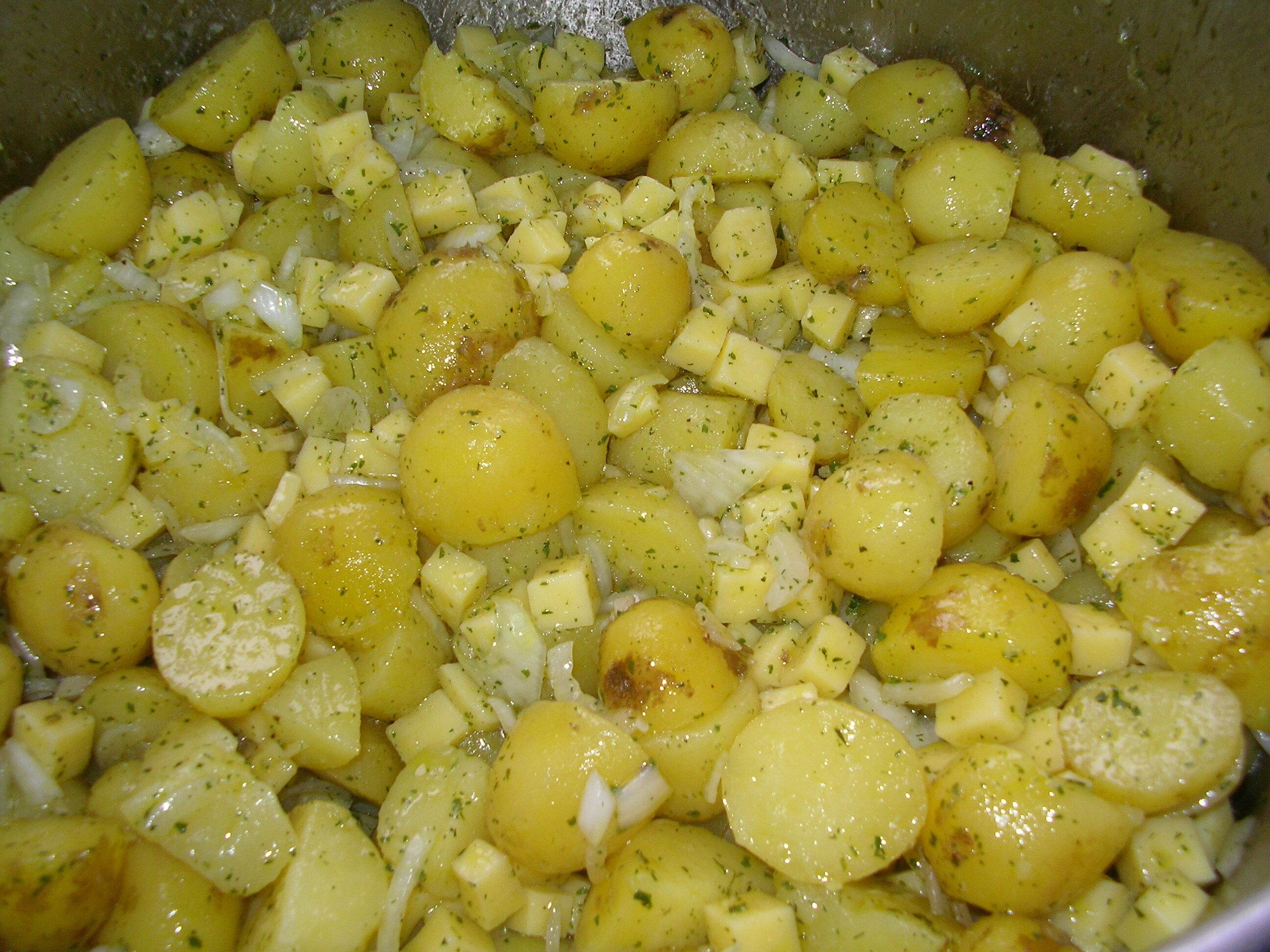 Tysk potatissal
