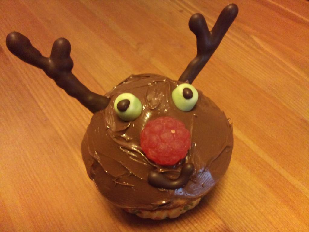 Rudolfmuffins