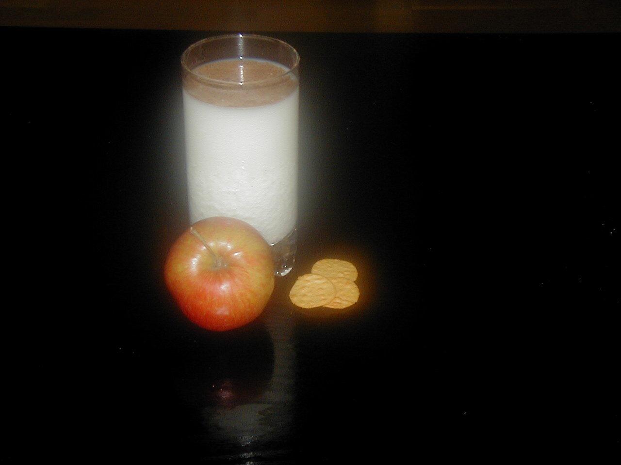 Drink äppelpaj