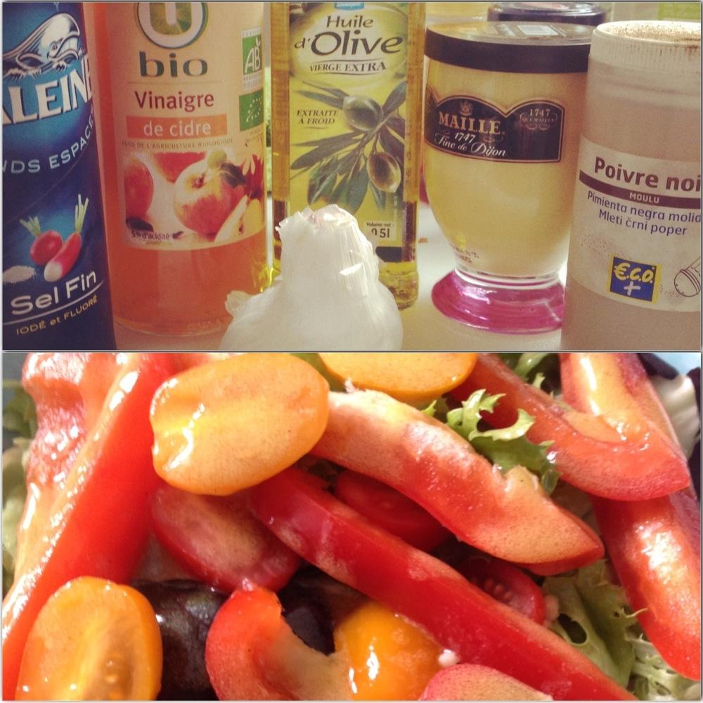 salladsdressing äppelcidervinäger
