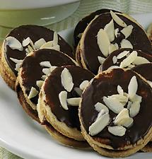 chokladmedaljonger