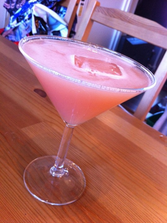 pink passion drink