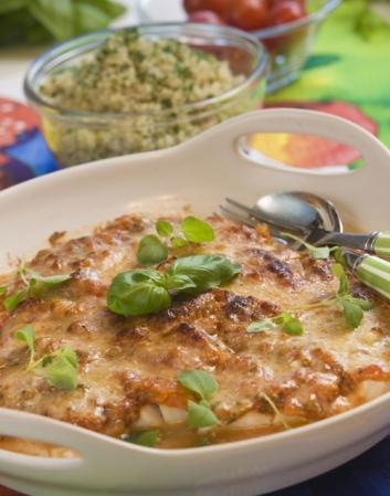 quinoa sås