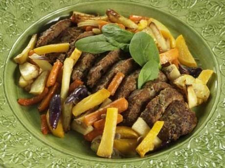 smakrik köttfärslimpa