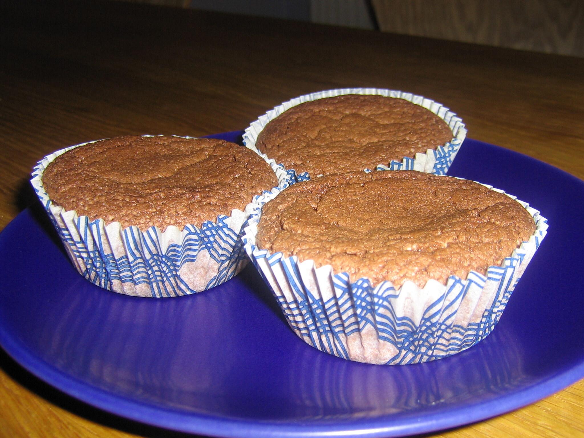 Kladdmuffins