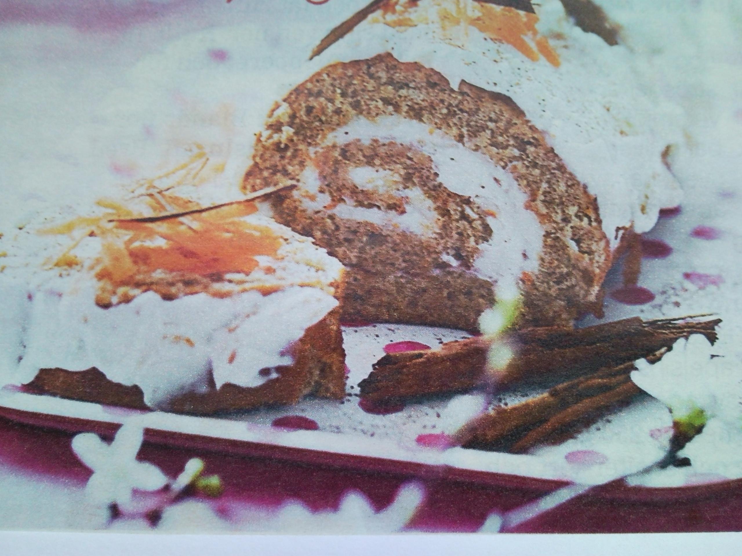 Morotstårta med..
