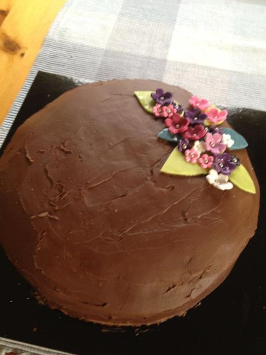 magisk tårta