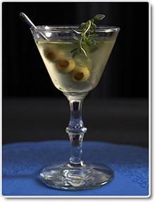 nyårsdrink gin