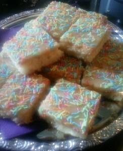 godaste kakan i långpanna