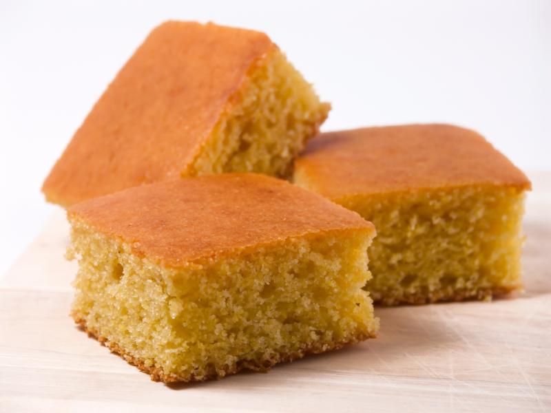 Majsbröd - Corn Bread