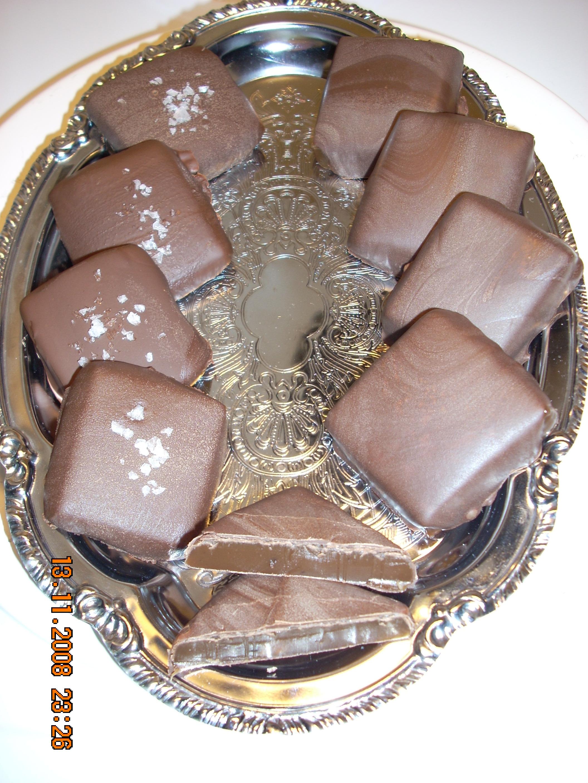 Chokladdoppad l