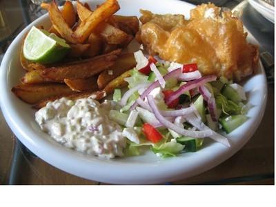 Fish'n'chips me