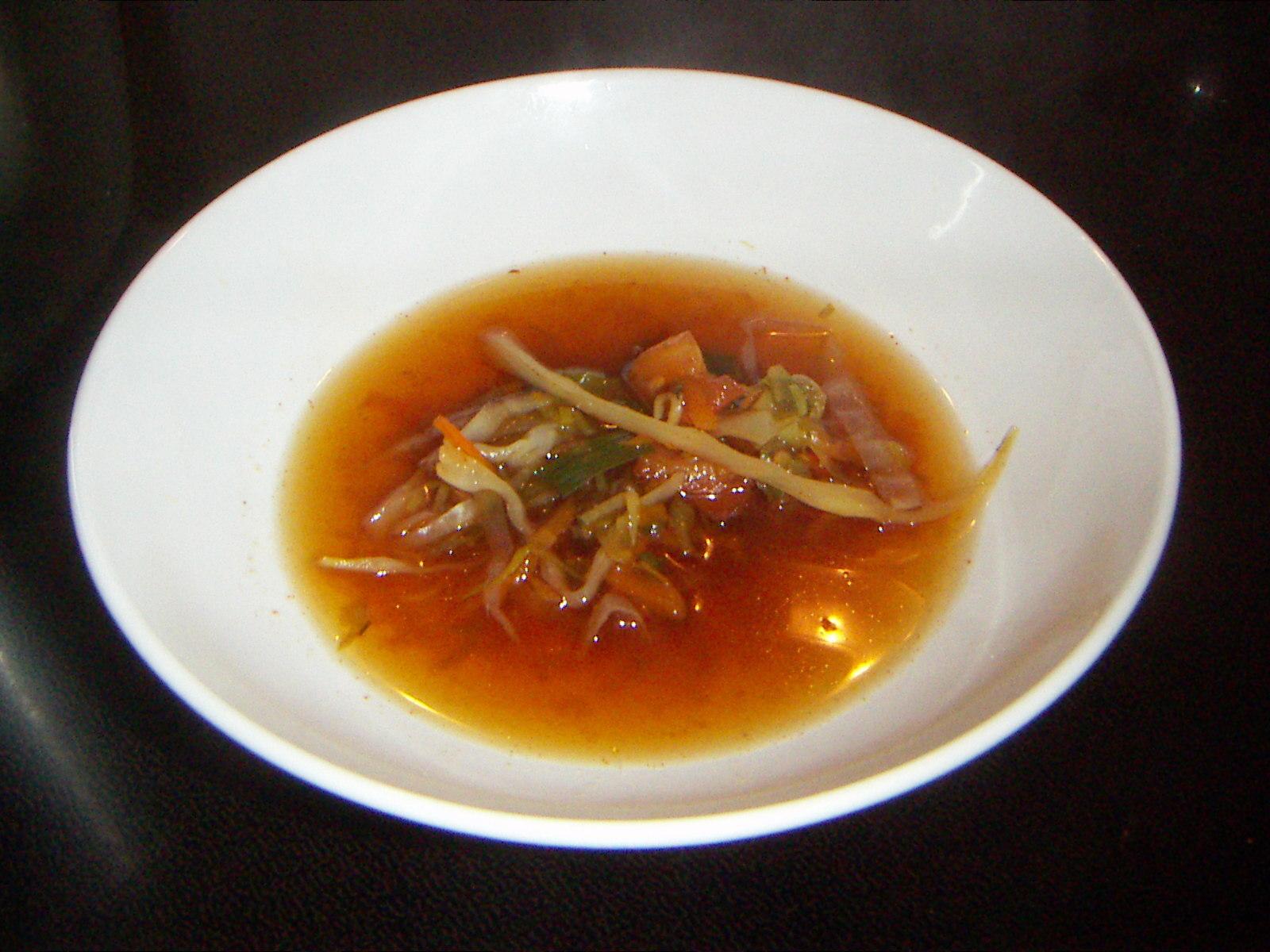 Het gr�nsakssoppa