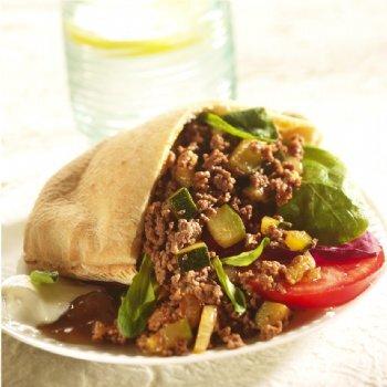 marockansk köttfärs