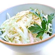 Kalorisnål coleslaw