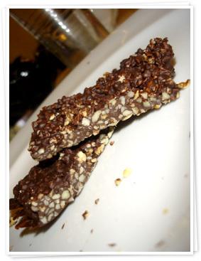 LCHF- Nöt-Chokladflan
