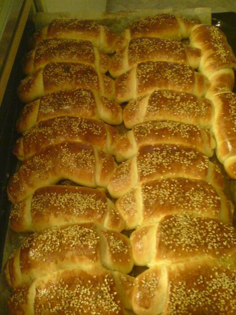 Kiflice - ostgifflar