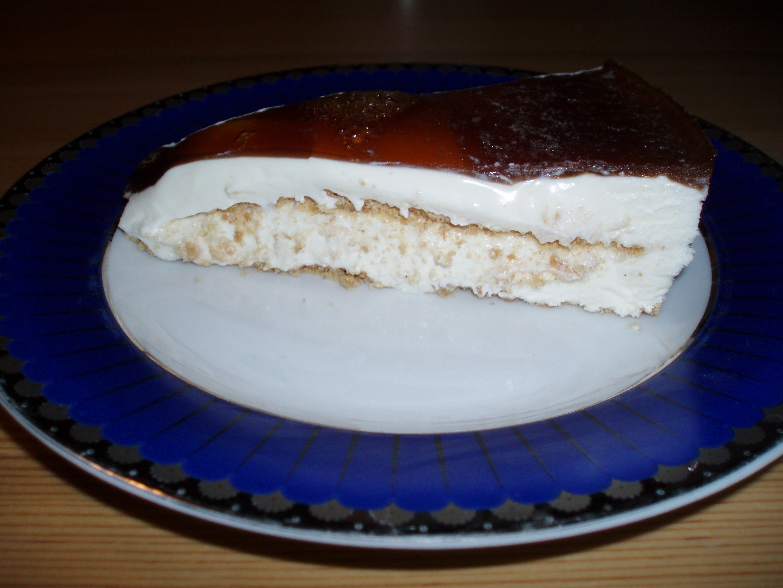 Kickis festliga cheesecake