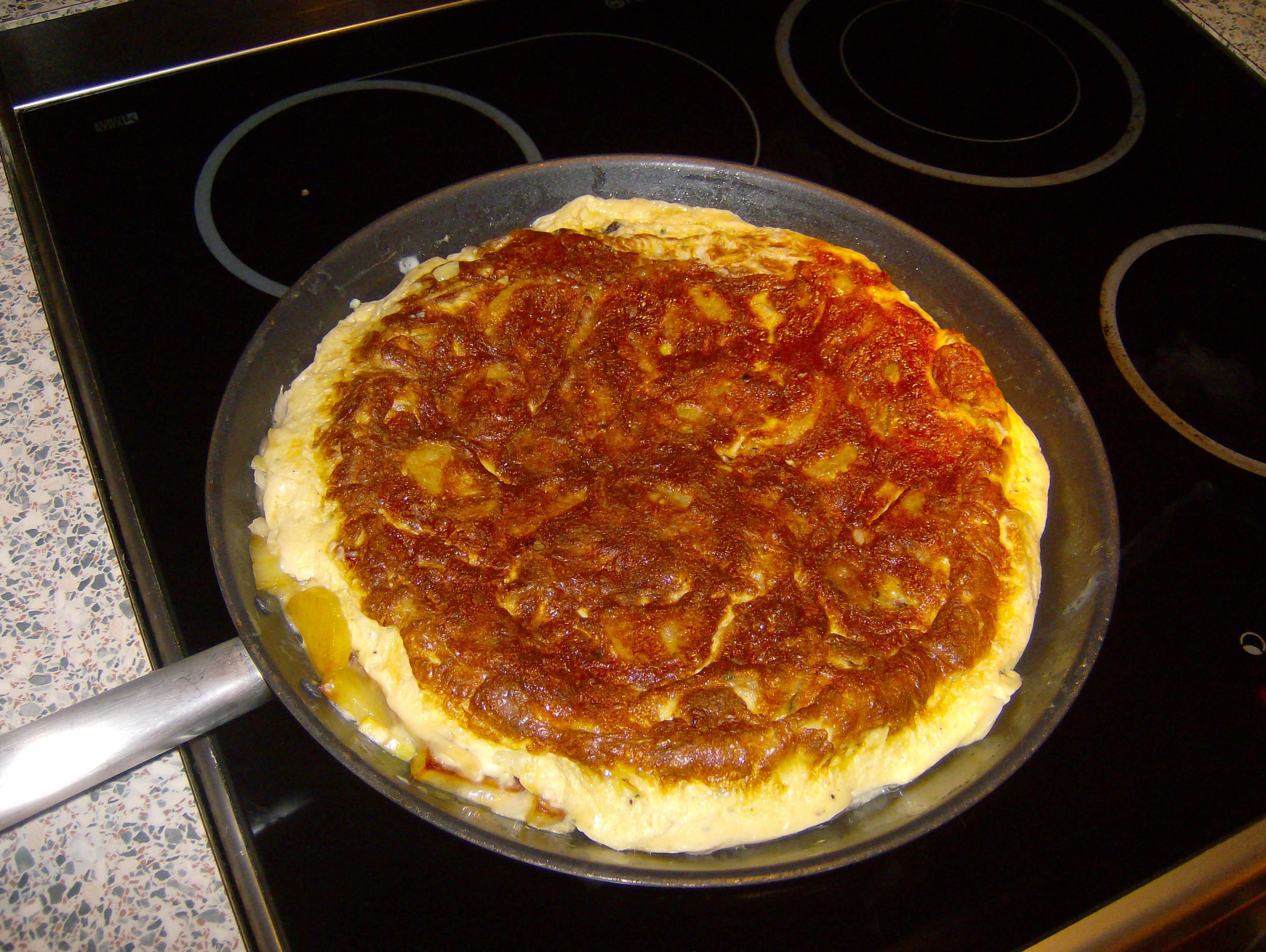Tortilla Españo..