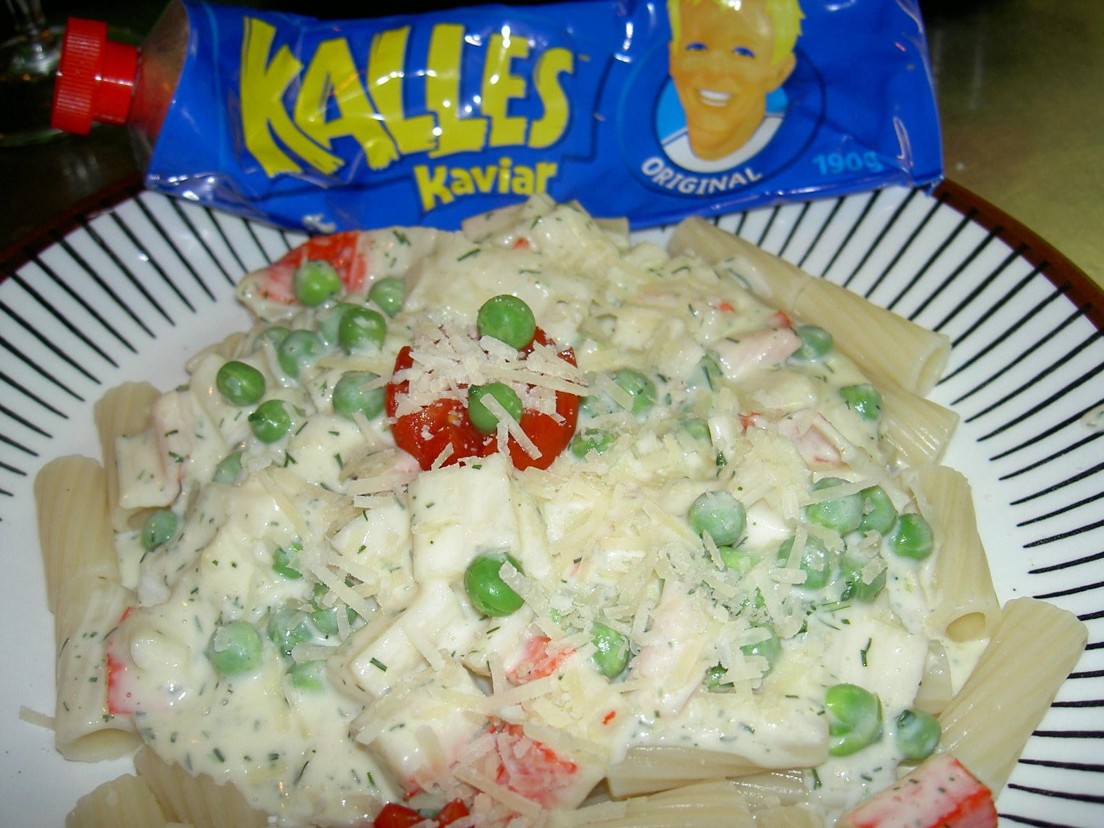 Kalles pastasås