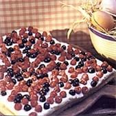 frukttårta i långpanna