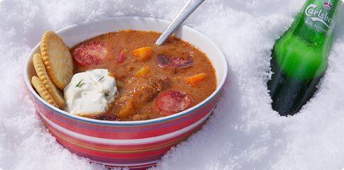 gulasch soppa högrev