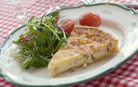 provencalsk quiche