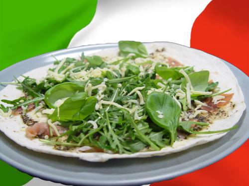 Siciliansk pizz..