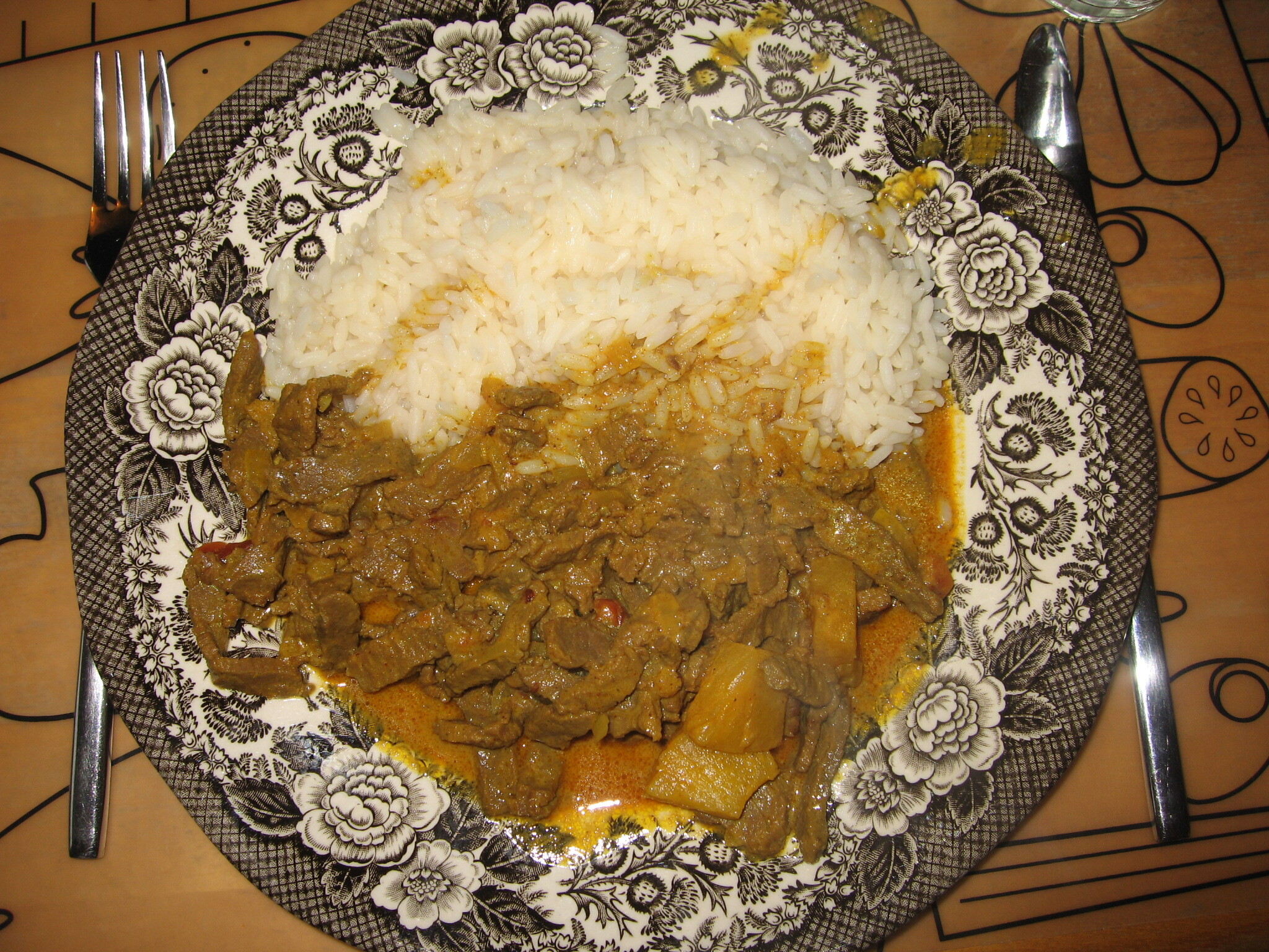 Västindisk curry