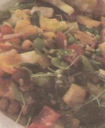 Ris- och grönsa