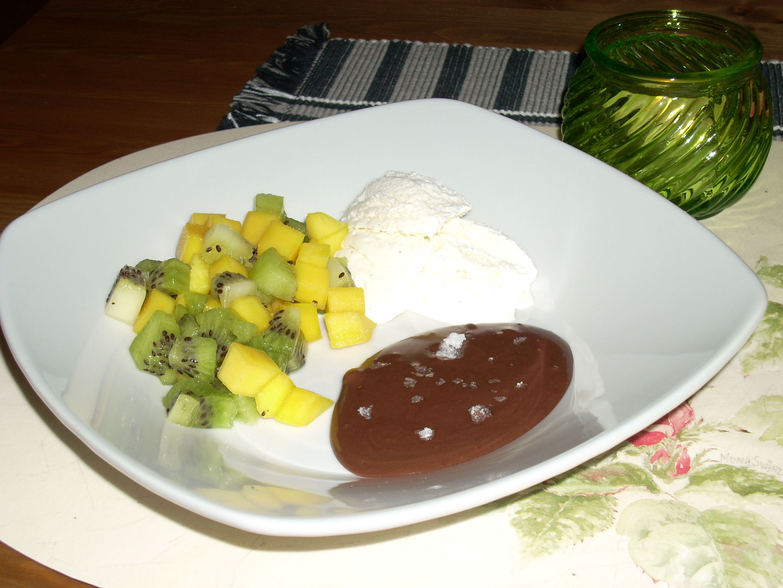 kiwi efterrätt
