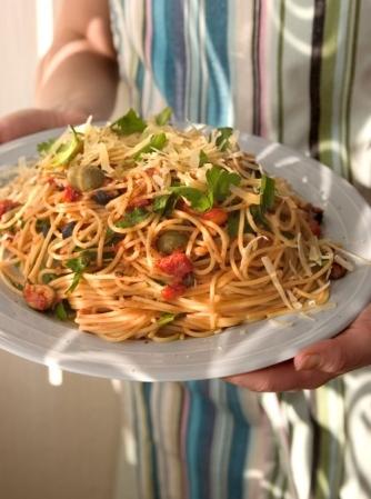 Spaghetti alla ..