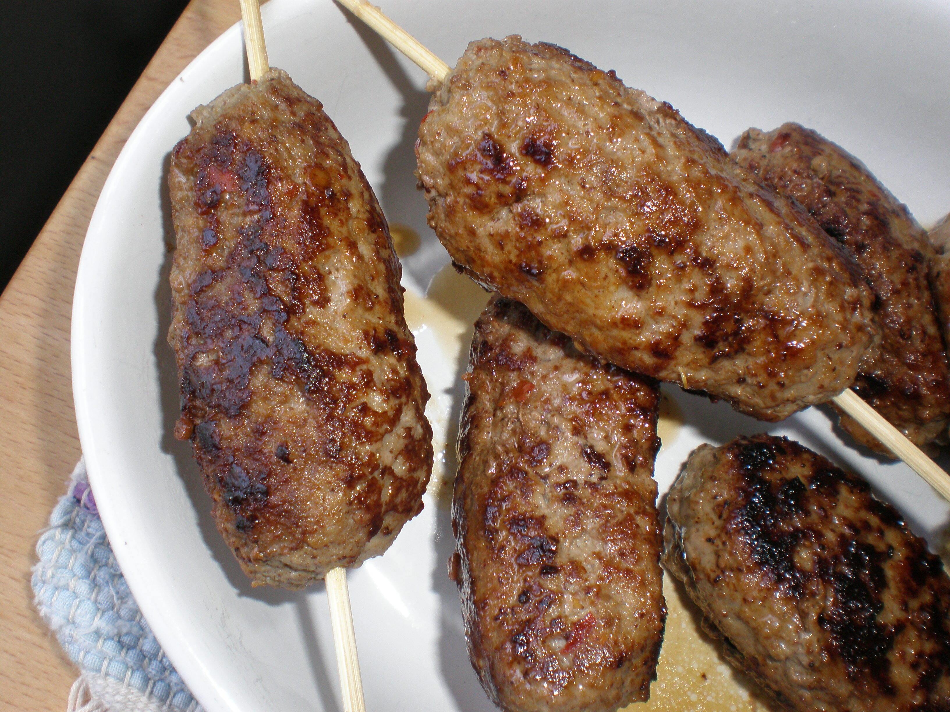 grillade kebabspett