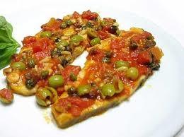 siciliansk tomatsås