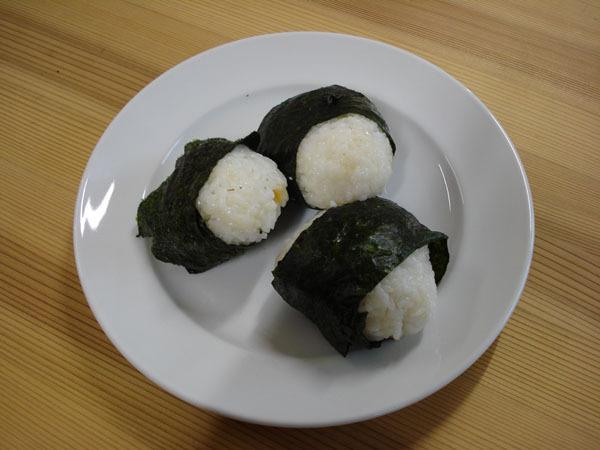 Onigiri - Japanska Risbollar