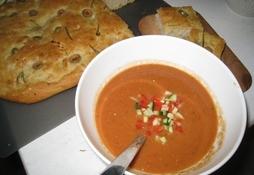 tomat gazpacho